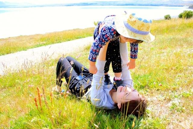 世代間連鎖を考えた時、娘には絶対に同じ思いをさせたくありませんでした。