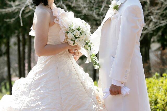 """""""親に気持ちを伝えることができて、さらに結婚式まであげられことが本当に良かったです。"""""""